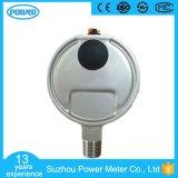 Manomètre 100 mm en acier inoxydable complet de haute qualité