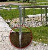 Piles hélicoïdales employées couramment de pointe