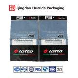 Sac de empaquetage auto-adhésif des tailles importantes BOPP pour le tissu
