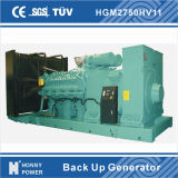 Reserve2750kva Googol High Voltage Diesel Generator