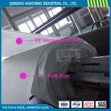 Duidelijke Polyvinyl Butyral PVB van dik 0.38mm Film voor Akoestisch Glas
