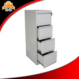 安い卸し売りオフィス用家具の白4の引出しの鋼鉄ファイルキャビネット
