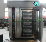 Ce Approved Electric Rotary Oven met 36 Trays (al roestvrij staal)