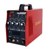 Máquina de soldadura do TIG do pulso da C.C. do inversor (TIG200P)