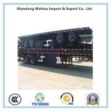 Высокое качество 20FT трейлер контейнера 2 Axles планшетный от изготовления