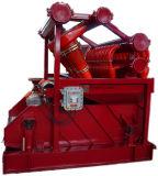 Nettoyeur de boue / système de contrôle des solides / équipement de champs d'huile