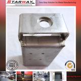 Metall, das durch Laser-Ausschnitt-Herstellung stempelt