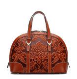 Ultime borse eleganti del sacchetto delle coperture del cuoio genuino di disegni per le collezioni delle donne