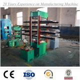 Резиновый машина давления плитки/резиновый машина делать кирпичей