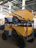 1.5 Ton Capacity (Load) und Dieselkraftstofftyp Minidumper 4X4