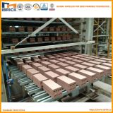 Cadena de producción automática completa del ladrillo máquina de fabricación de ladrillo partida de la baldosa cerámica de la arcilla