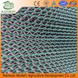 Grüne Brown-Farben-Verdampfungskühlung-Auflage für Verkauf