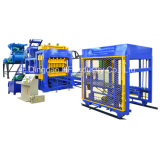 Bloc de verrouillage de Hydraform de matériau de la construction Qt10-15 faisant la machine en Ouganda