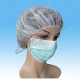 Maschera di protezione non tessuta a gettare di 2ply 3ply per l'ospedale, medica