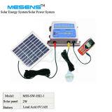 Mini Sonnenenergie-Inneninstallationssatz-Solarbeleuchtung-Installationssatz 2W