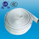 Tubo flessibile del PVC Layflat/tubo flessibile piano posto