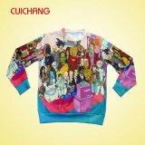 승화 Crewneck 스웨트 셔츠 관례, 도매 좋은 품질 Hoodies&Sweatshirt