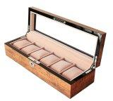 Черная коробка вахты отделки рояля Veneer Icetree деревянная