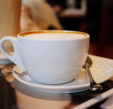 Hotel, Kop van de Koffie van het Gebruik van het Restaurant de Ceramische