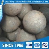 HRC50-65 Dia20mm-120mmはボールミル、造られた球のための鋼球を造った