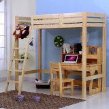 Einzelne Bett-doppelte Bett-hölzerne Bett-Kind-erhöhte Betten (M-X1080)