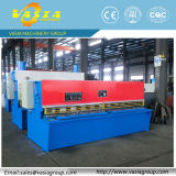 Shearing Machine Swing Beam Type with High Cutting Precision