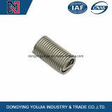 プラスチックA2-70のためのよい価格の金属線の糸の挿入