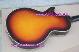 Mahagonikarosserie u. Stutzen/kundenspezifische Art/Afanti elektrische Gitarre (CST-156S)