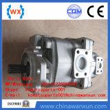Pompe à engrenages hydraulique des marchés des accessoires Hm350-1 de la meilleure qualité de la Chine Ass'y 705-52-31210