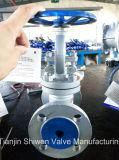 Valvola di globo dura aumentante della guarnizione del gambo di DIN/GB/JIS/ANSI
