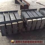 Barre élevée de coup de bâti de fer de chrome