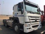 HoofdVrachtwagen van de Tractor van Sinotruk HOWO 6X4 de Op zwaar werk berekende