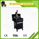 Mini máquina del ranurador del CNC de 3030 metales con el tanque de agua (QL-3030)