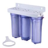 '' Filter des Wasser-10 mit dem 3 Stadiums-freien Gehäuse