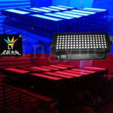 arandela impermeable al aire libre de la pared de 108X3w DMX LED