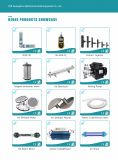 Générateur de l'ozone d'épurateur de l'eau pour le traitement des eaux Stystem de RO