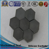 Punto negro a prueba de balas de la placa del carburo de silicio
