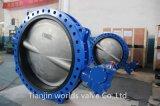 CF8m U Typ Drosselventil (D41X-10/16)