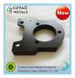 Peças fazendo à máquina do CNC do aço inoxidável fazendo à máquina experiente do serviço do CNC/precisão de bronze/de alumínio