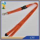 Characteristic Logo Printing Lanyard with Neck Connection