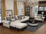 Fabricante clássico do sofá do sofá do canto do couro do sofá para a mobília Home