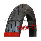 Großhandelsshandong-Fabrik-Oberseite-Marken-Motorrad-Reifen-/Motorrad-Gummireifen-schlauchlose Reifen-Größe 90/90-17