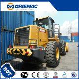 Het Merk Lader Zl50gn van China van het Wiel van 5 Ton de Goedkope