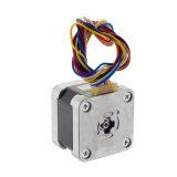 Motor de piso híbrido do torque elevado bifásico para o monitor