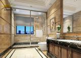 Azulejo resistente del cuarto de baño de la porcelana de suelo del rasguño de cerámica de los azulejos 800X800
