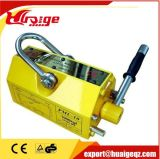 Elevatore a magnete permanente per il piatto d'acciaio ed il lingotto di piccola dimensione