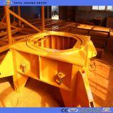 中国の構築機械製造業者の上キットのタワークレーン