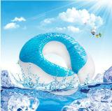 Palier de course de palier de santé de protection de collet de palier de mousse de mémoire de gel d'U-Forme