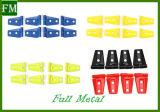 Multicolor крышки шарнира двери или клобука приспособленные для Wrangler Jk 07-17 виллиса