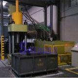 Perforación de aluminio briquetas máquina de la prensa (de fábrica)